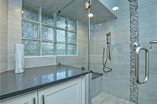 Georgetown Remodel-Master Bath Shower